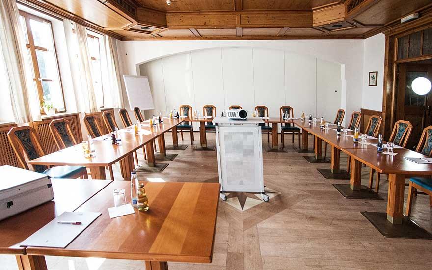Räumlichkeiten für Seminare und Tagungen beim Landgasthof Pauliwirt