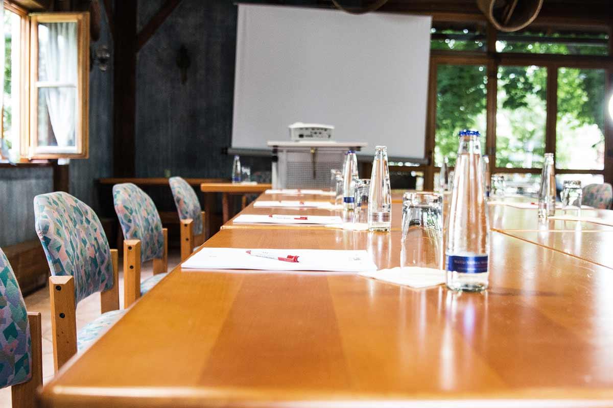 Tagespauschale ohne Übernachtung für Seminare und Tagungen beim Landgasthof Pauliwirt