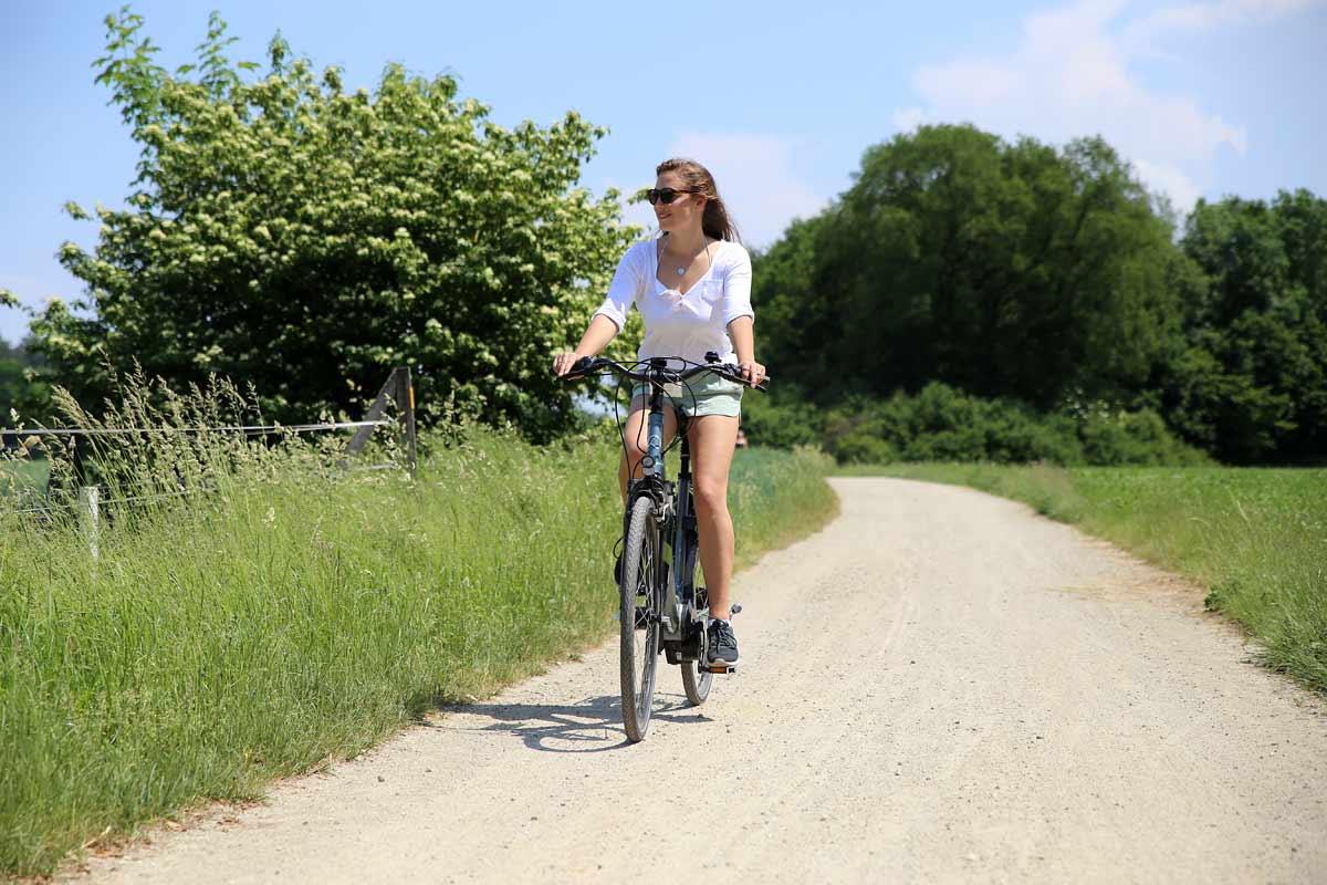 E-Bike-Verleih beim Landgasthof Pauliwirt