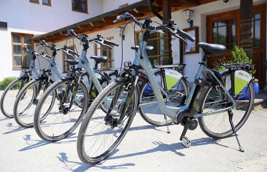 Landgasthof Pauliwirt - Buchungsanfrage Rent-a-bike